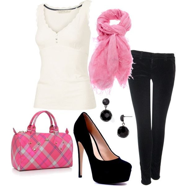 created by rachelle-baker on Polyvore