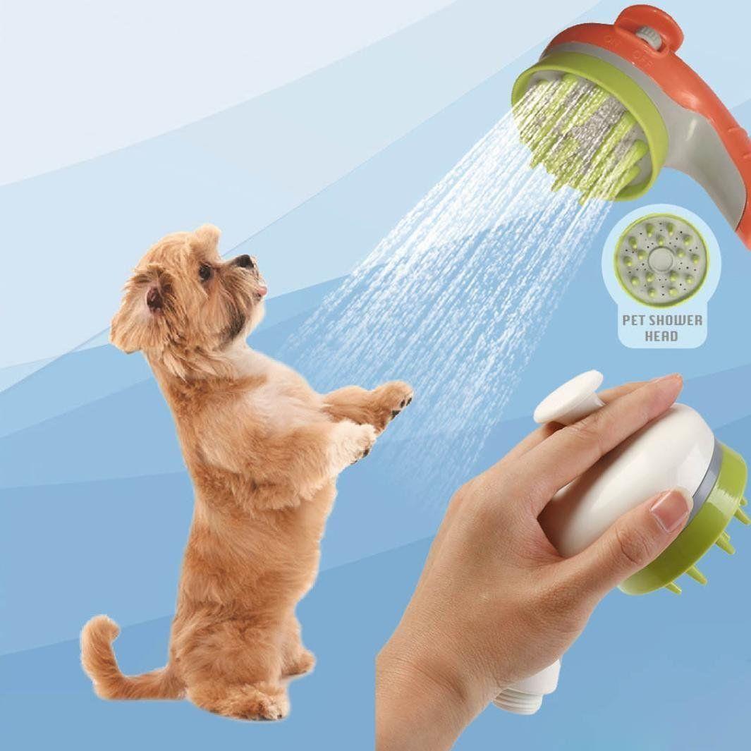 Impress Life Pet Shower Head Dog Washing Sprayer Massage Grooming 3