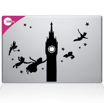 Amazon Com Peter Pan Clock Tower Flying With Friends