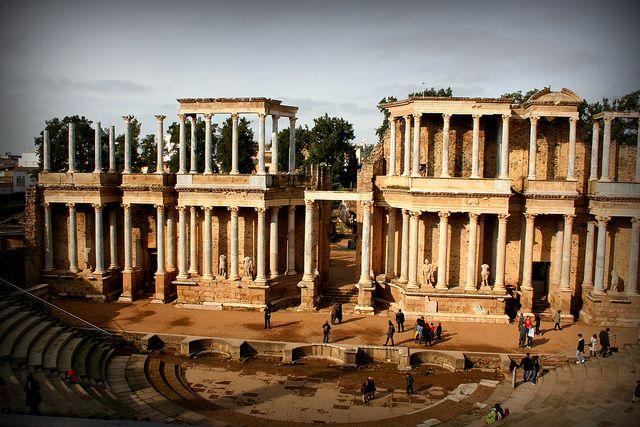 Best Preserved Roman Ruins of Spain
