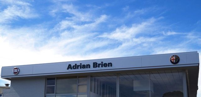 We are very delighted to announce that we have picked up the Fiat and Alfa Romeo franchises for the south of the city.  This and other factors have prompted us to review our facilities and the strategic direction of the South Road location.  http://adrianbriencars.com.au/blog/3870/coming-soon-to-adrian-brien-automotive-fiat-and-alfa-romeo/