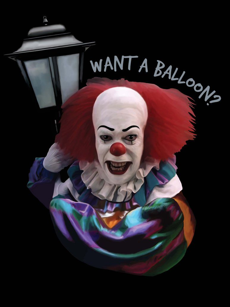 We all float down here.. www.patreon.com/dreffdesigns | PENNYWISE ...