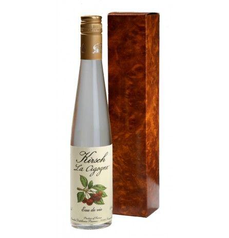 La Cigogne Kirsch (Cherry) Eau de Vie 40% 350ml