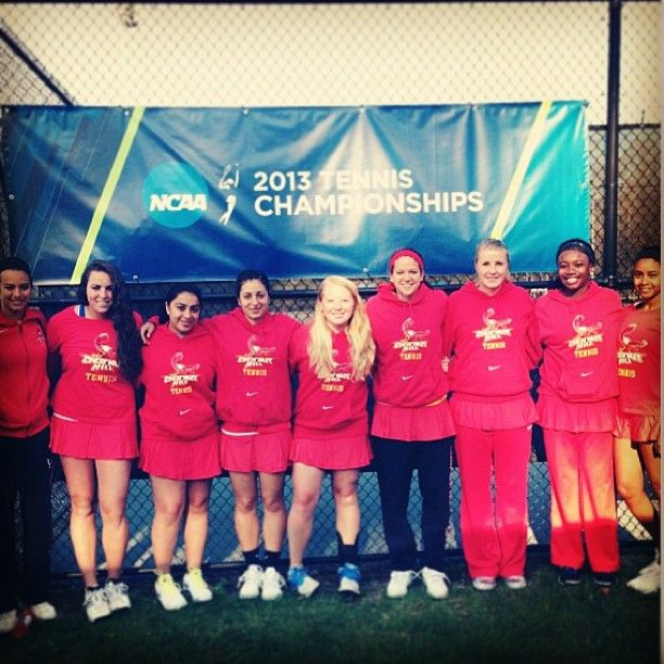 Congrats To The Ladygriffins For Their First Ever Trip To The Ncaa Divisionii Tournament They Won Ncaa Championship Student Athlete Womens Tennis