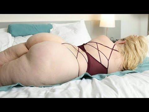 Fette Im Bikini