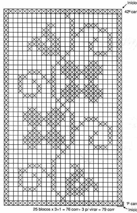 Tecendo artes em crochet tapetes mais croche casa pinterest tecendo artes em crochet tapetes mais croche casa pinterest crochet filet crochet and diagram ccuart Gallery