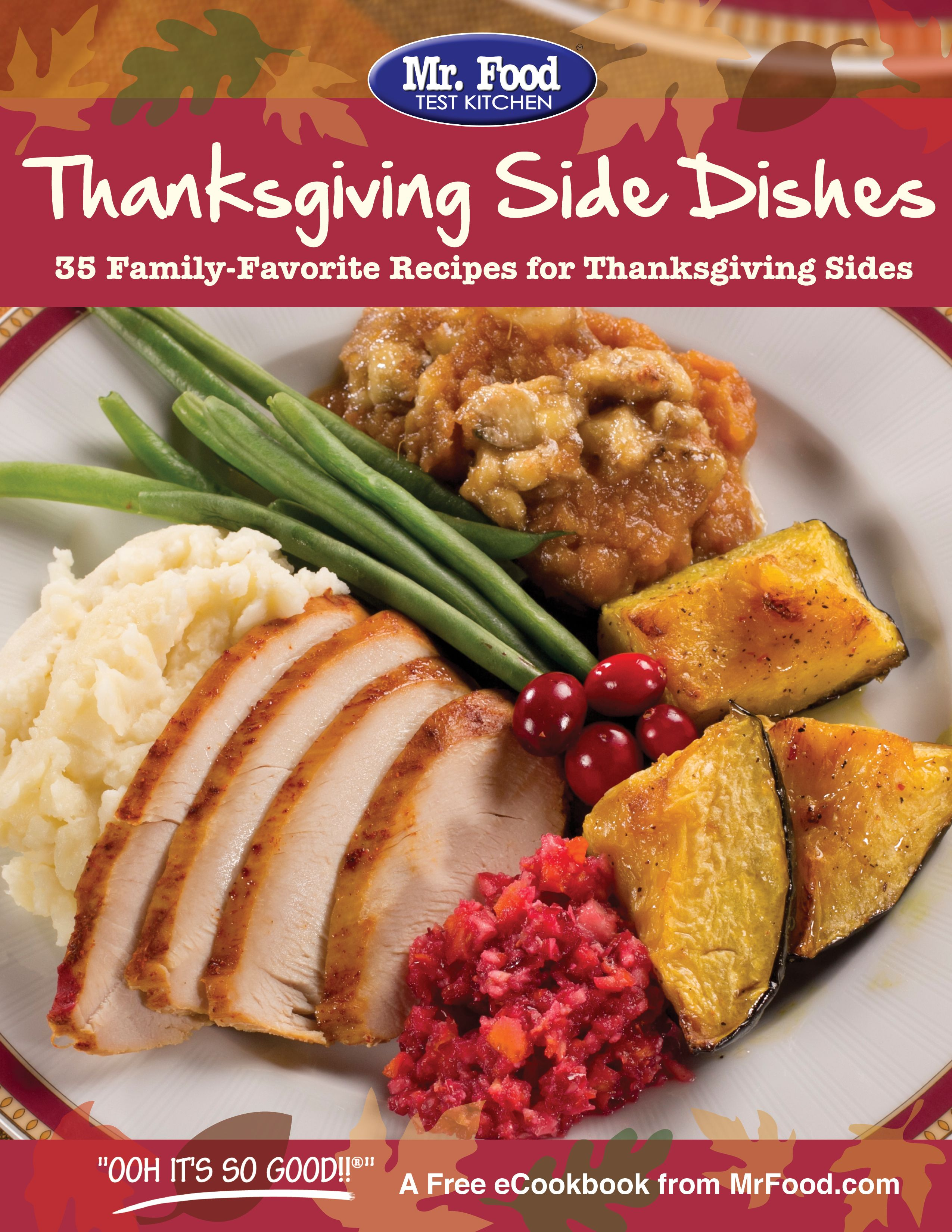Thanksgiving Side Dishes 35 Family Favorite Recipes For