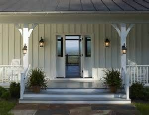 Vertical Siding With Metal Roof Bing Images Modern Farmhouse Exterior Porch Design House Exterior