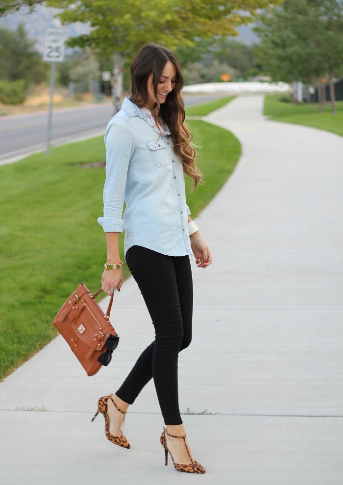 Little J Style: A Hint of Print