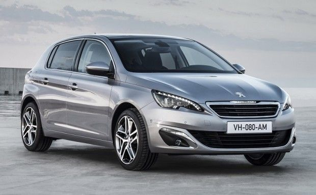 New Release Peugeot 308 Review Front View Model