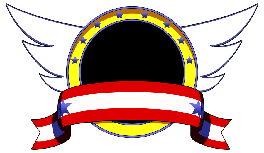 Sonic Title Emblem By Cornelious Raidon Sonic Birthday Sonic Party Sonic Birthday Parties