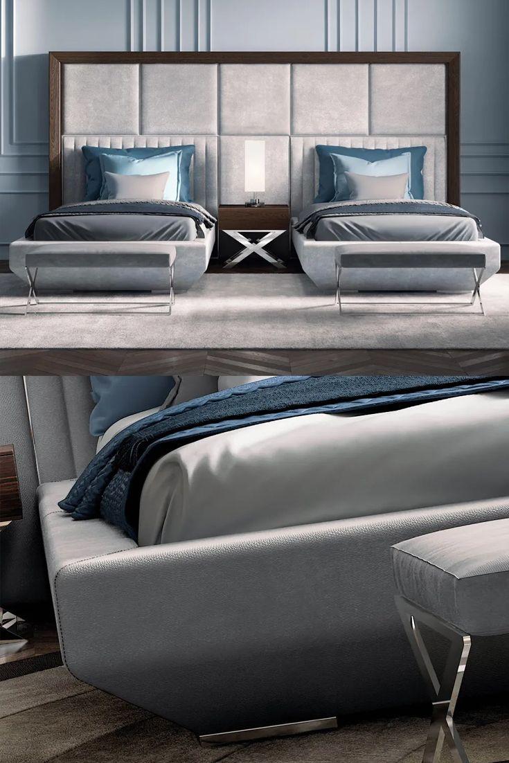 luxury twin beds