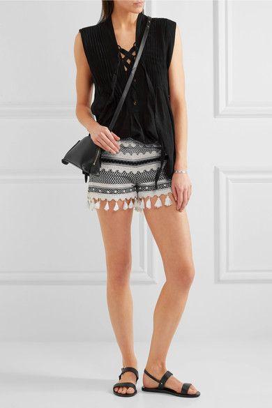 Clio Leather Sandals - Black Ancient Greek Sandals fihupNb