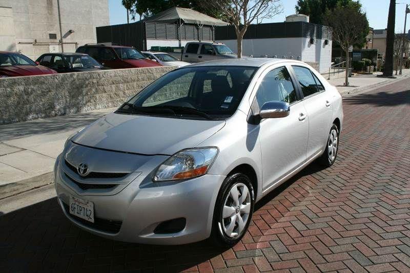 Santa Monica Toyota >> 2007 Toyota Yaris 4dr Sedan 1 5l I4 4a For Sale By