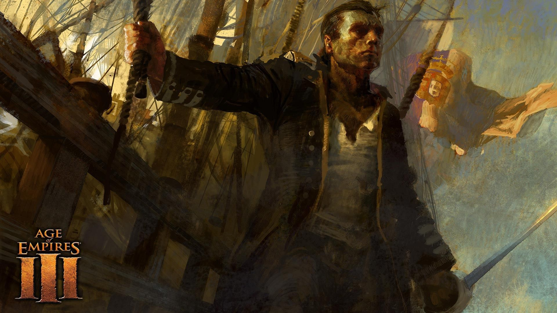 1920x1080 Age Of Empires Iii Game Wallpaper Craig Mullins Age