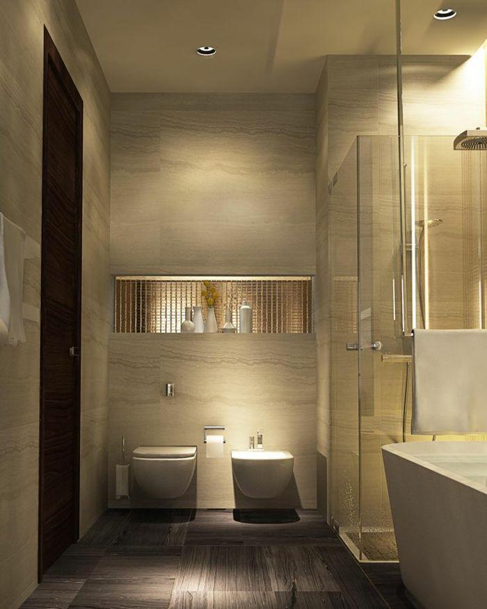 Beaucoup du0027idées en photos pour une salle de bain beige - salle de bains beige