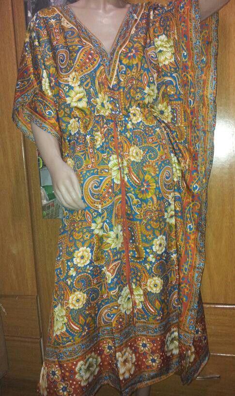a4e007b02 Vestido tipo túnica hindú Vestido Tipo Tunica