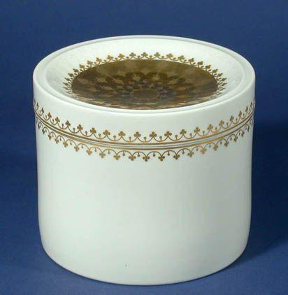 My Rosenthal Porcelain Trinket Box C 1920 Trinket Boxes Trinket Porcelain