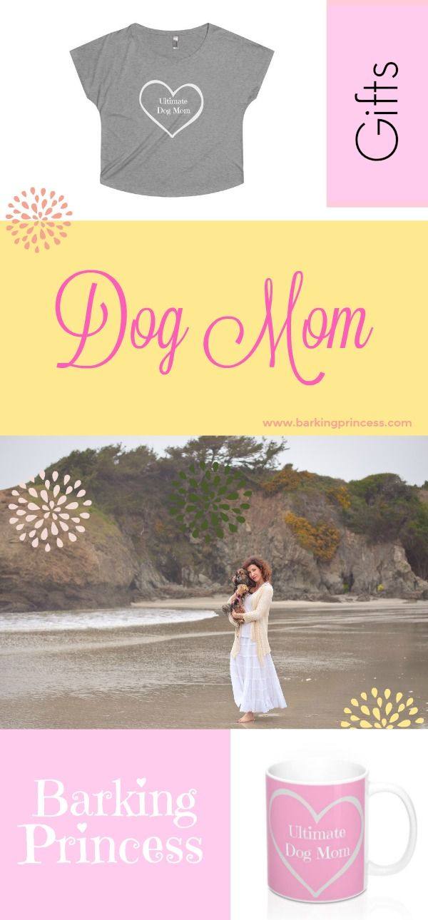 Mother's Day Dog Mom Tees and Gifts