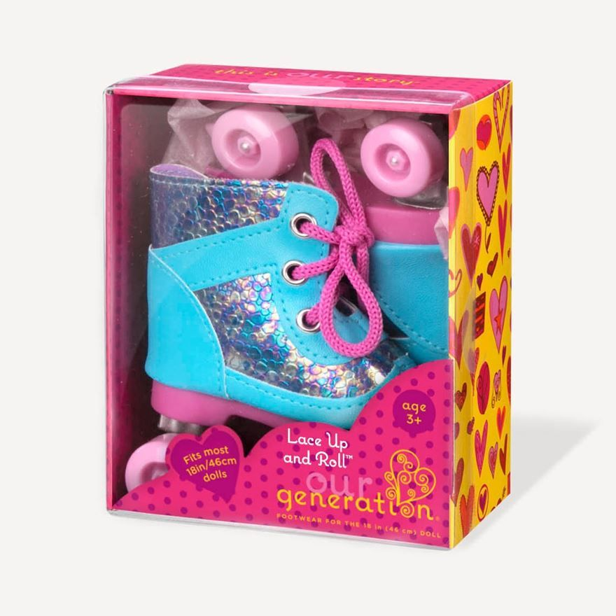 Our Generation Doll Shoe Set - Assortment image-14 #dollaccessories