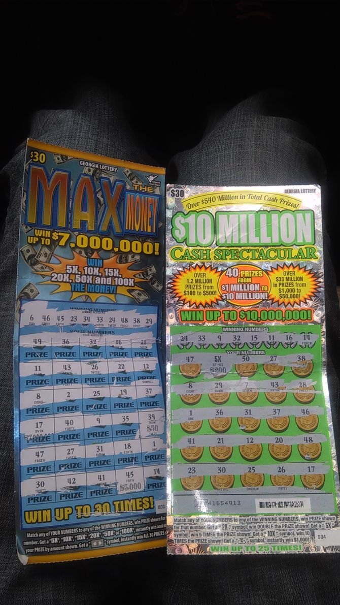 How to Win More Scratch Offs