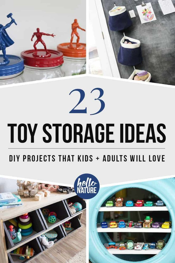 clever toy storage ideas that kids will love organizing ideas