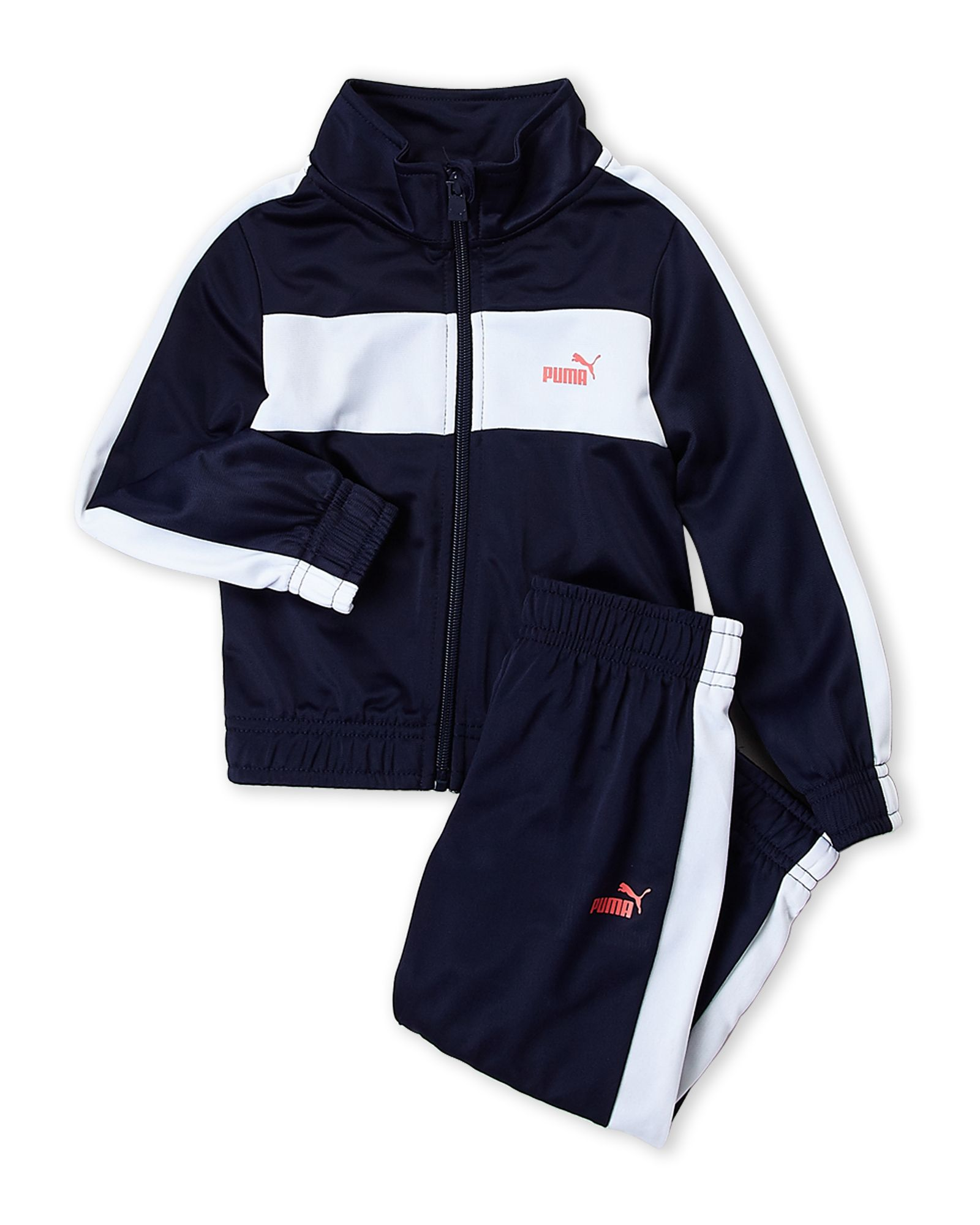 17bfe2196b80 Puma (Toddler Girls) Two-Piece Tricot Track Jacket   Jogger Set ...