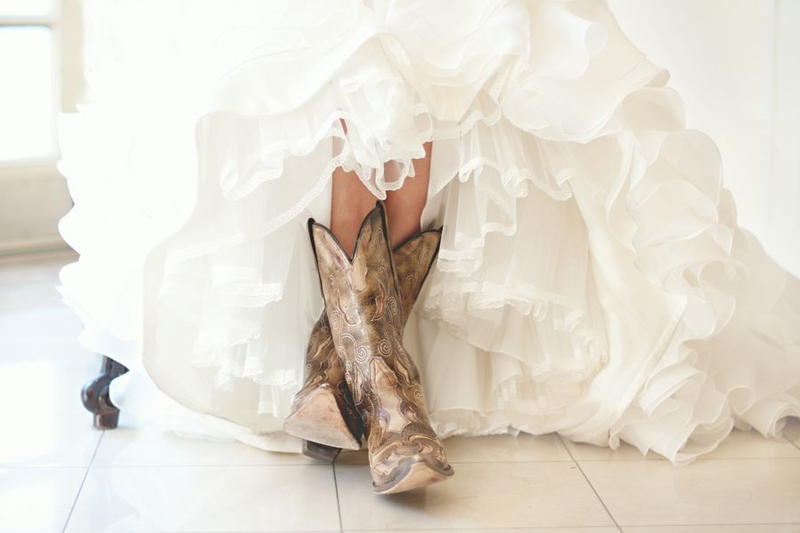 wedding cowgirl boots texas bridal session at arlington hall rustic wedding chic