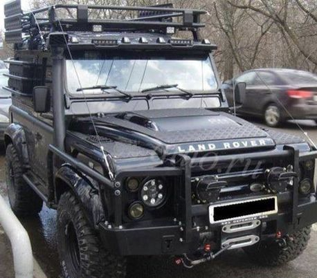 Beautiful Russian Modified Puma Defender 90 Jbk Land Rovers Land Rover Defender Land Rover Land Rover Series