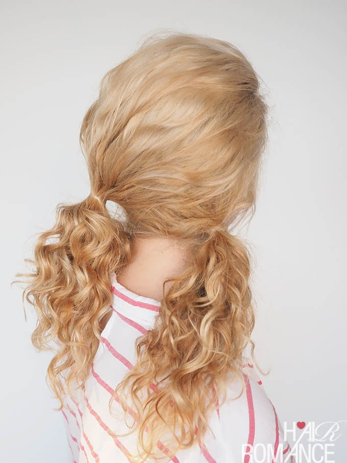 Cute Curly Hairstyles Pinterest trend hairstyle now