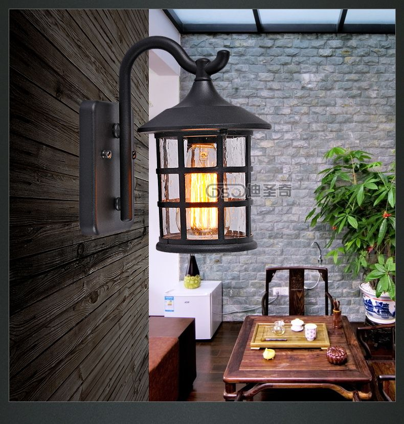 cheap light jack buy quality light apache directly from china light wall sconce suppliers antique rustic iron waterproof outdoor wall lamp vintage aloadofball Gallery