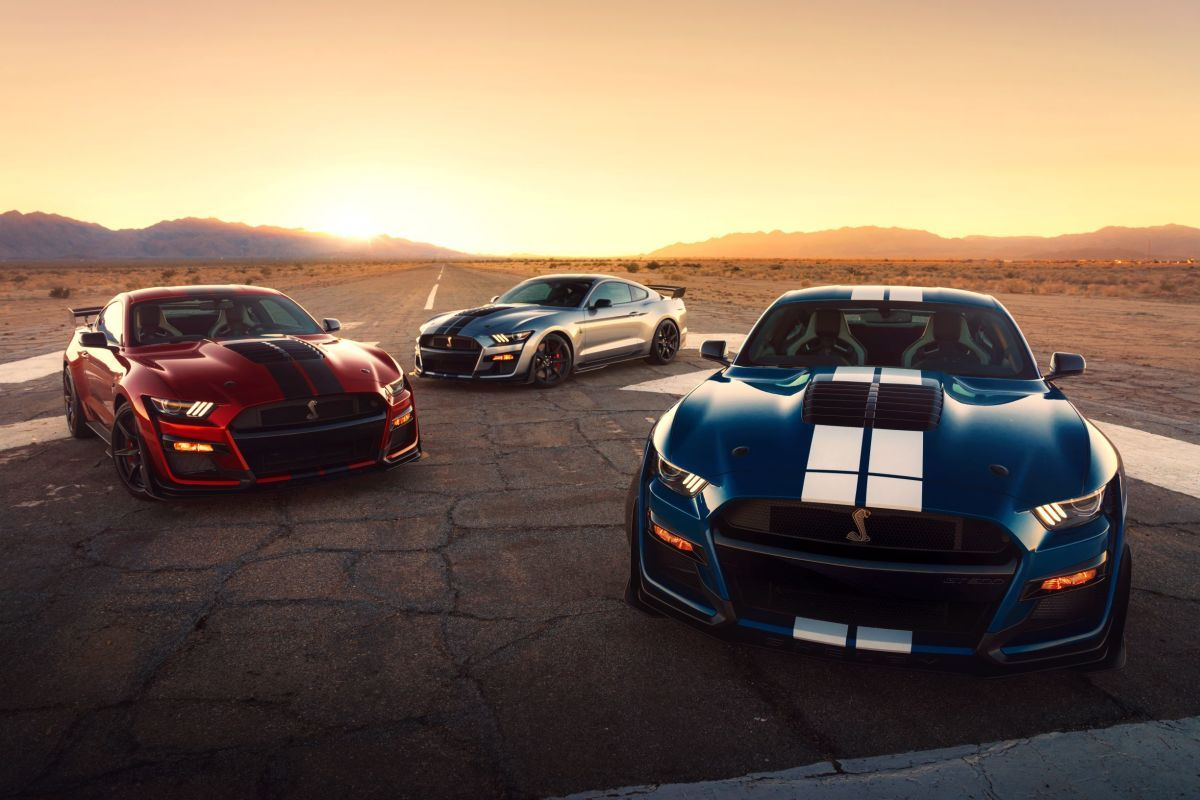 2020 Mustang Shelby Gt500 Is The Most Powerful Ford Ever New