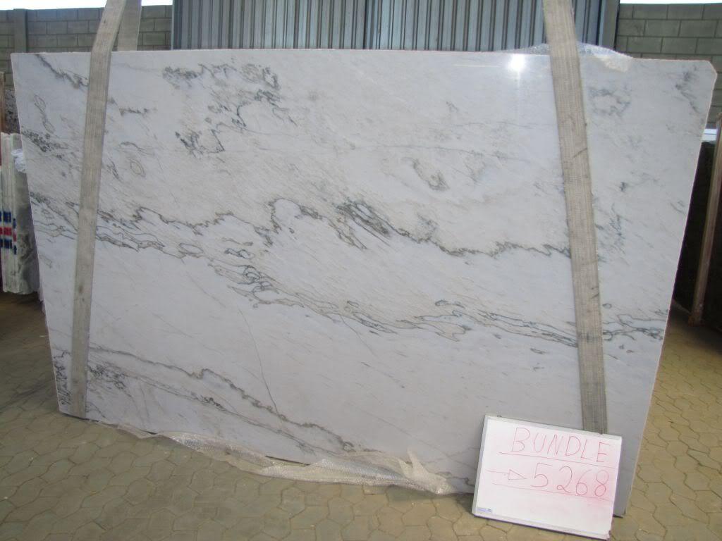 Calacatta White Macabus Quartzite