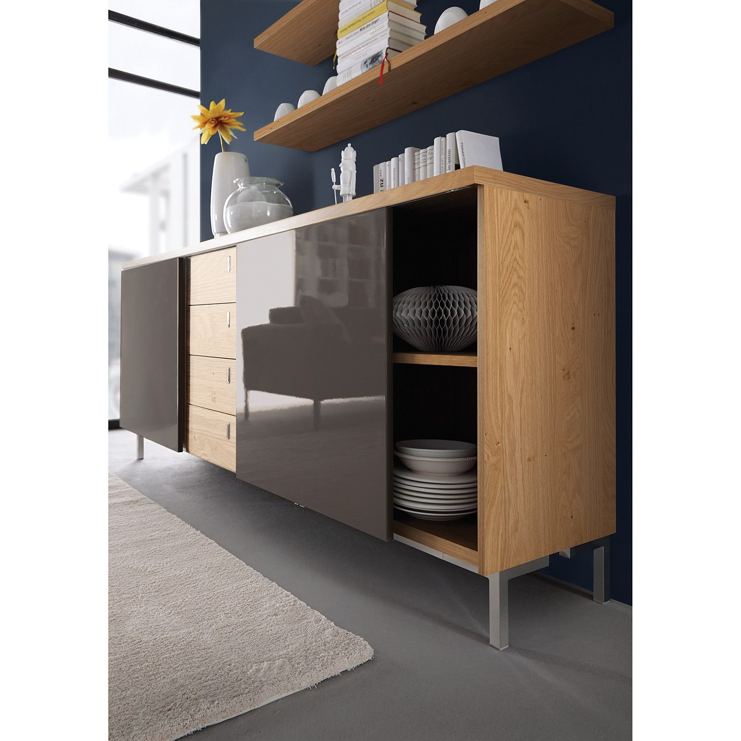 Sideboard Huelsta Now Time I In 2020 Sideboard Hulsta Sideboard Sideboard Modern