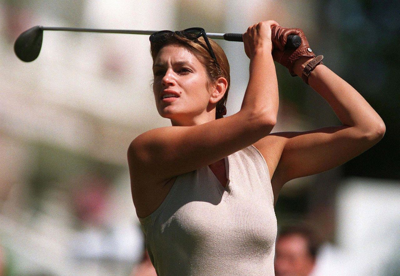 playing with cindy crawford xxx