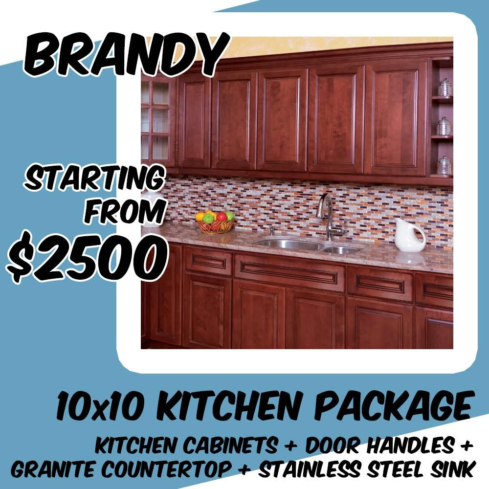 Value Package 10x10 Kitchen Package Starting From 2500 Kitchen Cabinets Door Handles Granite Kitchen Cabinets Rta Kitchen Cabinets Online Kitchen Cabinets