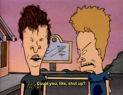 Beavis and butthead masturbation quotes