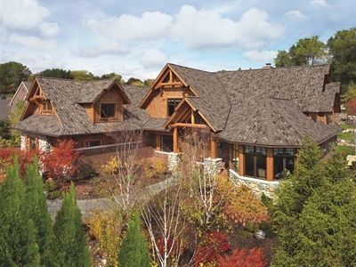 Best Gaf Grand Canyon Mission Brown Photo 2 Roof Colors 400 x 300