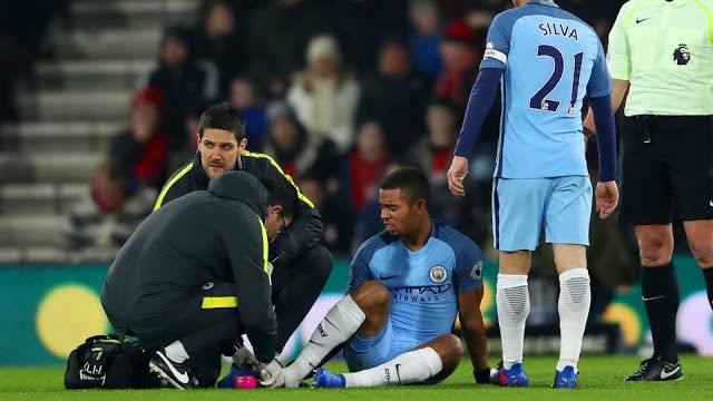 Guardiola To Pray To The Almighty Jesus For Injured Jesus Manchester City Pep Guardiola Manchester