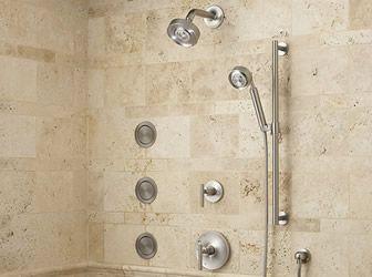 kohler shower kohler purist luxury shower kit the luxury