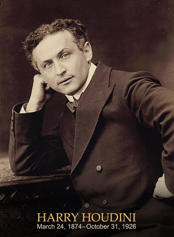 Harry Houdini died of peritonitis, secondary to a ruptured ...