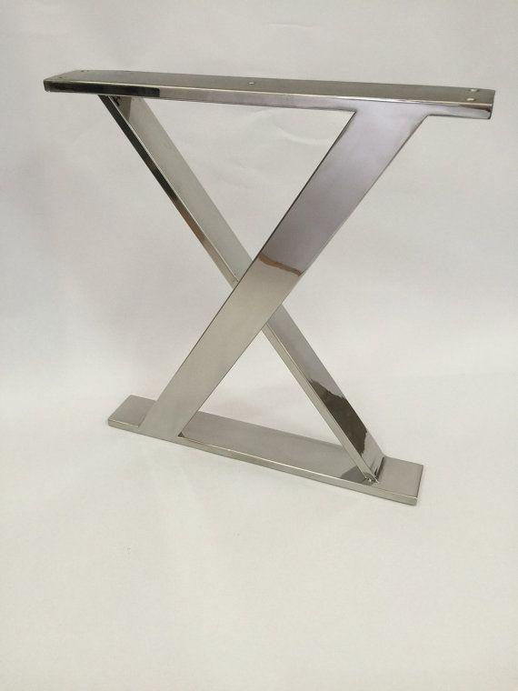 14 pulgadas X marco acero inoxidable Banco base el asiento | Diseño ...