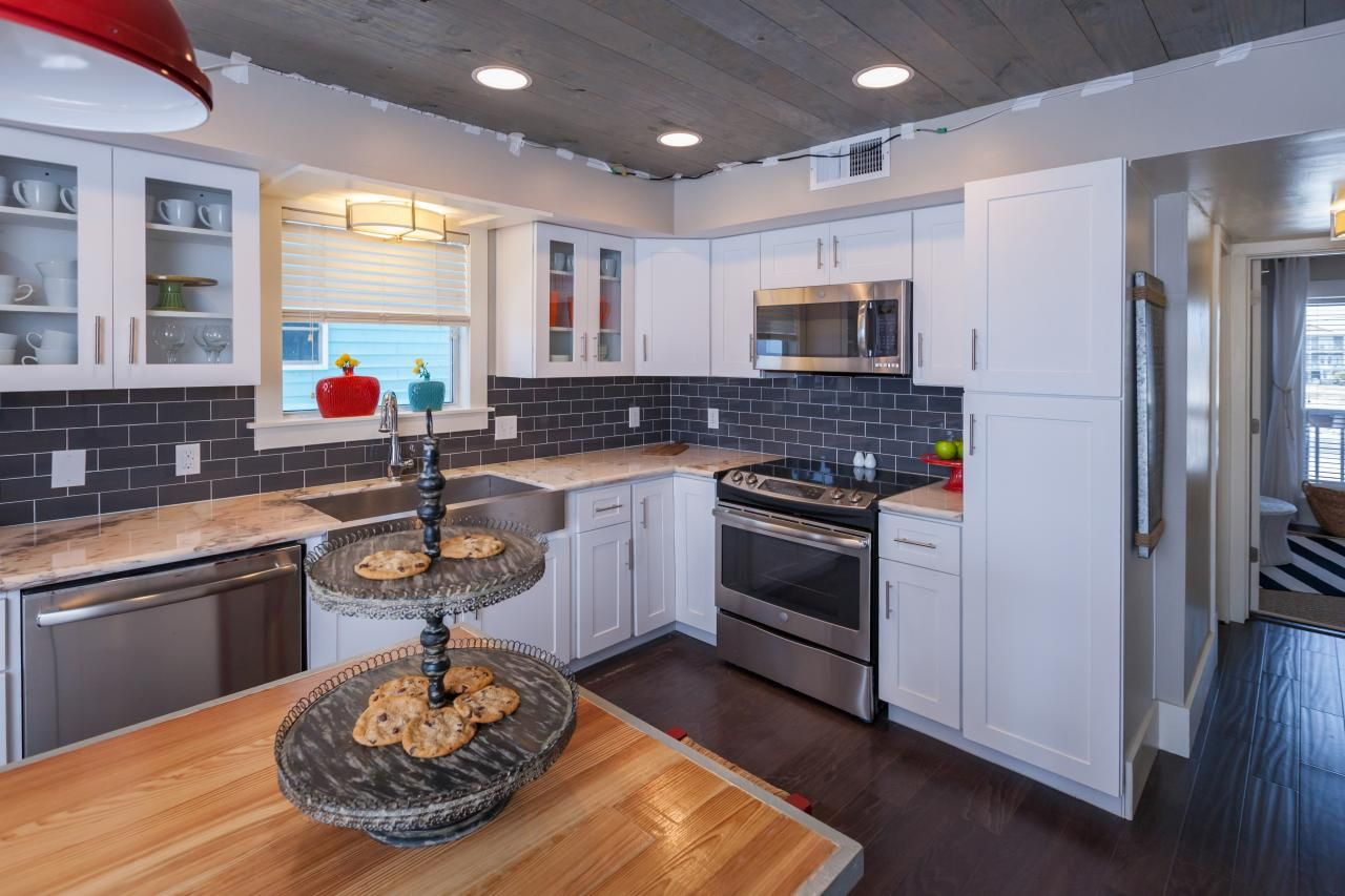 Image result for beautiful house flip kitchen