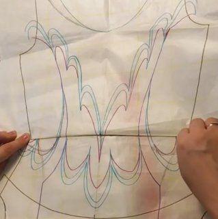 Картинка урока школы Светланы Герасимовой по пошиву ...