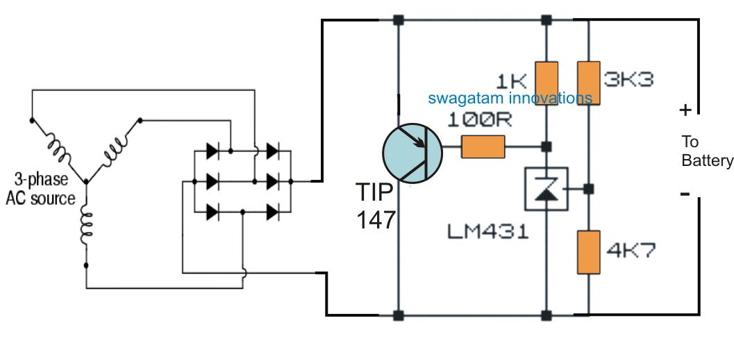 motorcycle transistor shunt regulator using the shunt