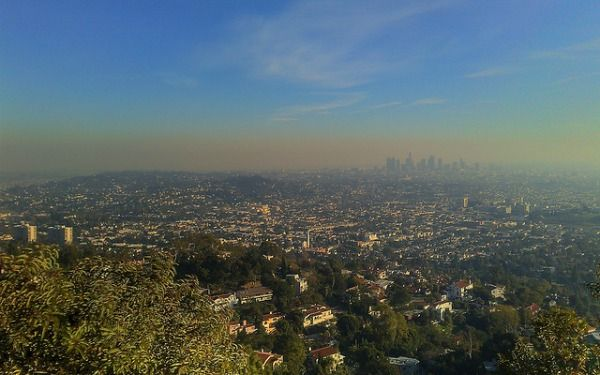 Bad Air Days On The Rise The Nation S Most Polluted City Is Pollution California City City Skyline