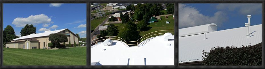 Concrete Floor Coatings Detroit Pressure Washing Coldwater Detroit Concrete Grinding Detroit Fluid Applied Roof Coatin Commercial Roofing Roofing Contractors