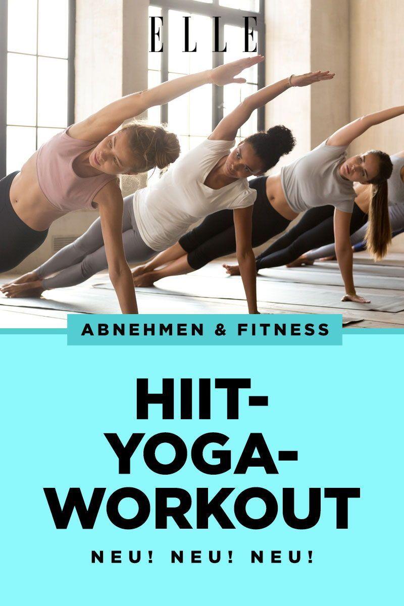 HIIT-Yoga-Workout: die perfekte Mischung aus Training und Entspannung Manchmal fällt die Entscheidun...