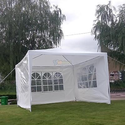 10 X10 Outdoor Heavy Duty Canopy Party Wedding Tent Gazebo Pavilion Cater Events In 2020 Patio Tents Gazebo Canopy Outdoor