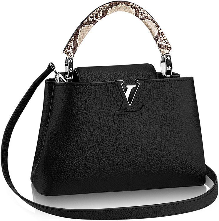bedste priser billig pris nye stilarter Limited Edition Louis Vuitton Capucines BB Bag | Louis ...